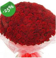 151 adet sevdiğime özel kırmızı gül buketi  Burdur çiçek siparişi sitesi