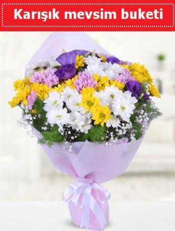 Karışık Kır Çiçeği Buketi  Burdur güvenli kaliteli hızlı çiçek