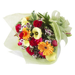 karisik mevsim buketi   Burdur online çiçekçi , çiçek siparişi