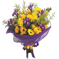 Burdur çiçek gönderme sitemiz güvenlidir  Karisik mevsim demeti karisik çiçekler