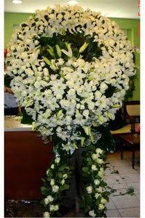 Cenaze çelenk , cenaze çiçekleri , çelengi  Burdur çiçek satışı