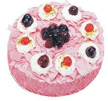 Sahane Tat yas pasta frambogazli yas pasta  Burdur çiçek gönderme sitemiz güvenlidir