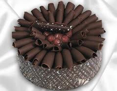 online pasta satisi 4 ile 6 kisilik çikolatali meyvali yaspasta  Burdur cicekciler , cicek siparisi
