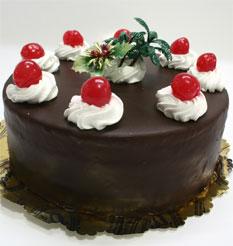 4 ile 6 kisilik yas pasta çikolatali taze pastaci  Burdur anneler günü çiçek yolla