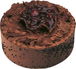 pasta satisi 4 ile 6 kisilik çikolatali yas pasta  Burdur çiçek , çiçekçi , çiçekçilik