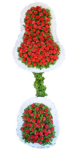 Dügün nikah açilis çiçekleri sepet modeli  Burdur cicek , cicekci