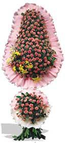 Dügün nikah açilis çiçekleri sepet modeli  Burdur çiçekçi telefonları