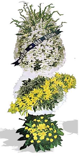 Dügün nikah açilis çiçekleri sepet modeli  Burdur çiçek , çiçekçi , çiçekçilik