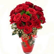 Burdur çiçek siparişi sitesi   9 adet kirmizi gül