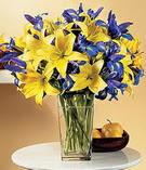 Burdur anneler günü çiçek yolla  Lilyum ve mevsim  çiçegi özel