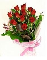 11 adet essiz kalitede kirmizi gül  Burdur anneler günü çiçek yolla