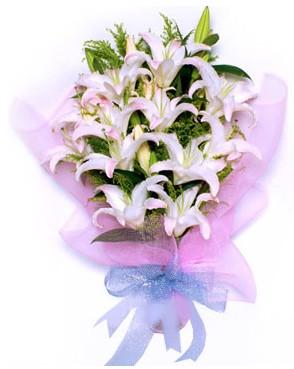 5 dal kazablankadan muhteşem buket  Burdur hediye çiçek yolla