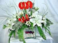Burdur çiçek mağazası , çiçekçi adresleri  Anthurim Kazablanka  gül
