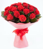 12 adet kırmızı gül buketi  Burdur çiçek siparişi sitesi