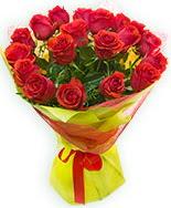 19 Adet kırmızı gül buketi  Burdur çiçek siparişi vermek