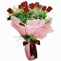 Burdur çiçek siparişi sitesi  12 adet kirmizi kalite gül