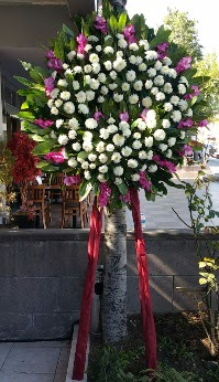Burdur internetten çiçek siparişi  Cenaze Çelengi  Burdur çiçek siparişi sitesi