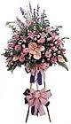 Burdur güvenli kaliteli hızlı çiçek   Ferforje Pembe kazablanka