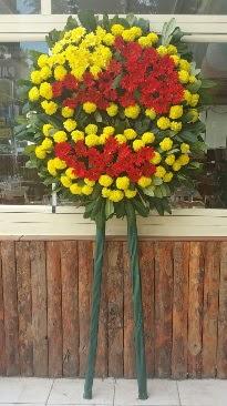 Cenaze çelengi çiçek modeli  Burdur çiçek mağazası , çiçekçi adresleri