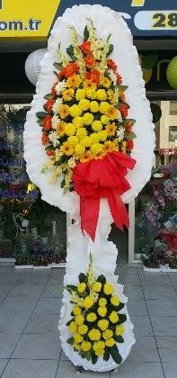 Çift katlı düğün nikah açılış çiçeği  Burdur güvenli kaliteli hızlı çiçek