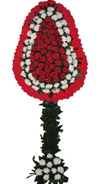 Çift katlı düğün nikah açılış çiçek modeli  Burdur çiçekçi mağazası