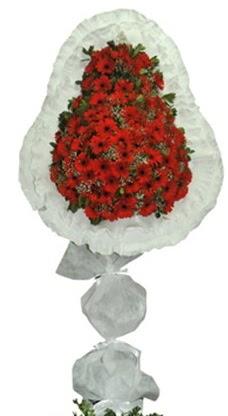 Tek katlı düğün nikah açılış çiçek modeli  Burdur cicekciler , cicek siparisi