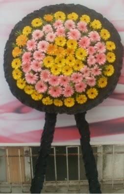Görsel cenaze çiçeği  Burdur çiçekçiler