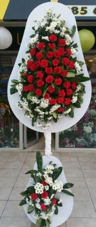 2 katlı nikah çiçeği düğün çiçeği  Burdur çiçek gönderme