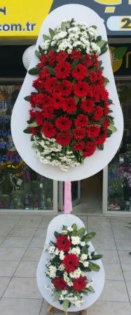 Çift katlı düğün nikah işyeri açılış çiçeği  Burdur İnternetten çiçek siparişi
