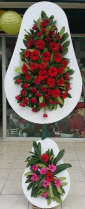 Çift katlı düğün nikah açılış çiçek modeli  Burdur internetten çiçek siparişi