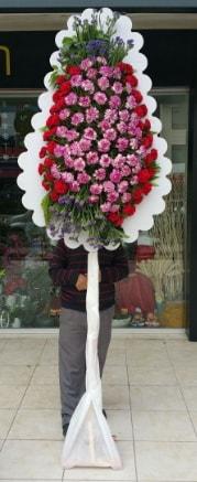 Tekli düğün nikah açılış çiçek modeli  Burdur çiçek satışı