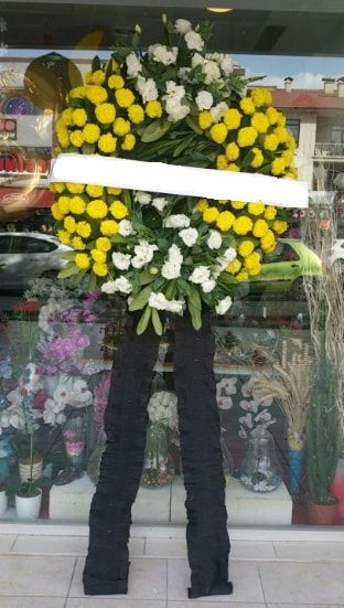 Cenaze çiçek modeli cenaze çiçeği  Burdur çiçekçi telefonları