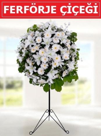 Ferförje aranjman çiçeği  Burdur ucuz çiçek gönder