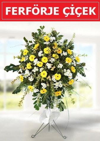 Ferförje çiçeği modeli  Burdur çiçek gönderme sitemiz güvenlidir
