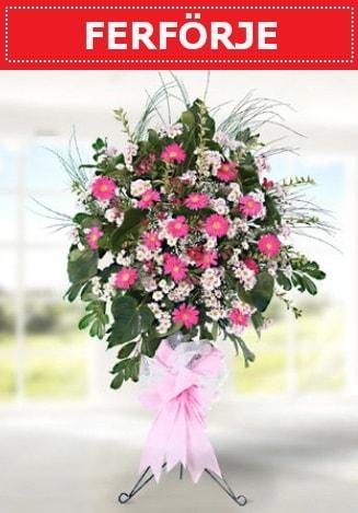 Ferförje düğün nikah açılış çiçeği  Burdur çiçek yolla